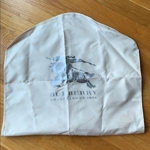 Burberry Garment bag L size